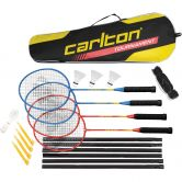 Carlton - Tournament Badminton Set blue red