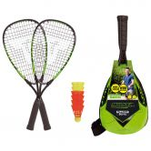 Talbot Torro - Speedbadminton Set Speed 5500 grün