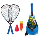 Talbot Torro - Speedbadminton Set Speed 6600 blau