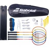 Babolat - Badminton Set of 4 incl. Net