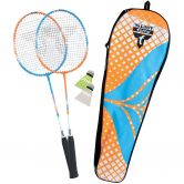 Talbot Torro - Badminton Set 2 Attacker orange cyan
