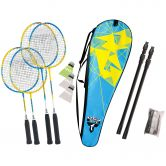 Talbot Torro - Badminton Set Family blue yellow