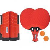 Donic Schildkröt - Outdoor Flex Tischtennisset rot