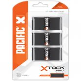 Pacific - X Tack Pro Perfo Set of 3 black