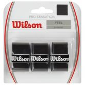 Wilson - Pro Sensation Overgrips Set of 3 black