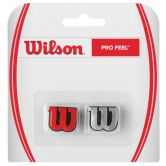 Wilson - Pro Feel Vibration Dampener red silver