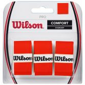 Wilson - Pro Comfort Overgrips Set of 3 orange