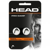 Head - Pro Damp white