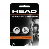 Head - Djokovic Dampener white