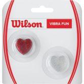 Wilson - Vibra Fun Dämpfer Glitzer-Herzen