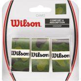 Wilson - Camo Griffbänder 3er grau