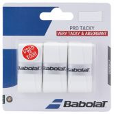 Babolat - Pro Tacky X3 Over weiß