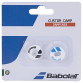 Babolat - Custom Damp X2 153 weiß-blau