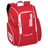 Wilson - Tour V  Backpack Large rot
