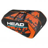 Head - Radical 12R Monstercombi schwarz orange
