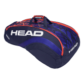 Head - Radical 12R Monstercombi Tennistasche blau orange