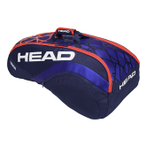 Head - Radical 9R Supercombi Tennistasche blau orange
