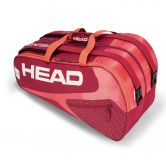 Head - Elite 9R Supercombi Tennistasche rot
