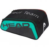 Head - Tour Team Shoe Bag black teal