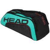 Head - Tour Team 9R Supercombi Tennis Bag black teal