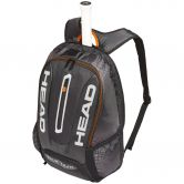 Head - Tour Team Backpack schwarz silber