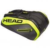 Head - Tour Team Extreme 12R Monstercombi Tennistasche schwarz gelb