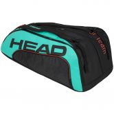 Head - Tour Team 12R Monstercombi Tennistasche black teal