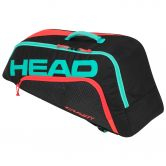 Head - Junior Combi Gravity Tennis Bag black teal