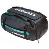 Head - Gravity Duffel Bag black teal