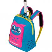 Head - Kids Tennisrucksack blau pink