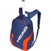 Head - Radical Rebel Tennis Backpack blue orange