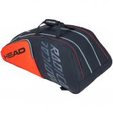 Head - Radical 12R Monstercombi Tennis Bag blue orange