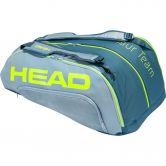 Head - Tour Team Extreme 12R Monstercombi Tennis Bag grey neon yellow