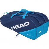 Head - Elite 9R Supercombi Tennis Bag navy blue