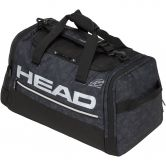 Head - Djokovic Tennis Duffle Bag black white