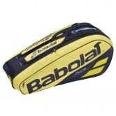 Babolat - Pure Line Racket Holder X6 gelb schwarz