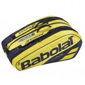 Babolat - Pure Line Racket Holder X12 yellow black