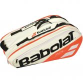 Babolat - Pure Strike Racket Holder X 12 white red