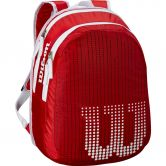 Wilson - Junior Backpack red white