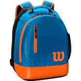 Wilson - Youth Backpack blau orange