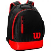 Wilson - Youth Backpack black neon red
