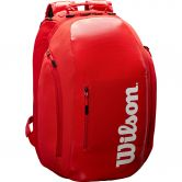 Wilson - Super Tour Backpack red