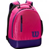 Wilson - Youth Backpack pink purple