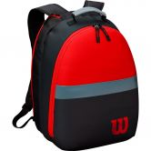 Wilson - Youth Clash Backpack schwarz rot grau