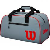 Wilson - Clash Duffle Bag S grey red