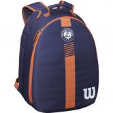 Wilson - Roland Garros Youth Tennisrucksack navy clay