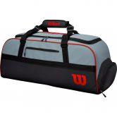Wilson - Clash Duffle Bag L grey black red