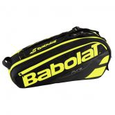 Babolat - Pure Line Racket Holder X6 schwarz gelb