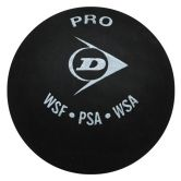 Dunlop - Squash Ball Pro black yellow