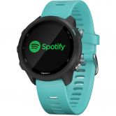 Garmin - Forerunner 245 Music black aqua